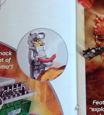 Lego sausage
