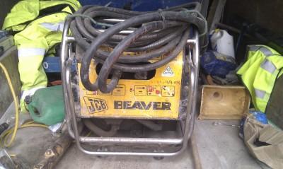 JCB Beaver