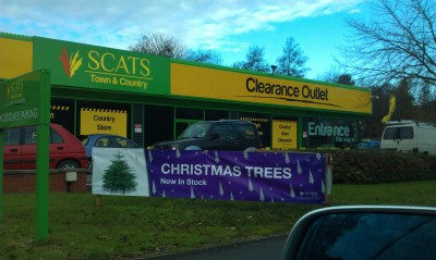 Scats outlet shop